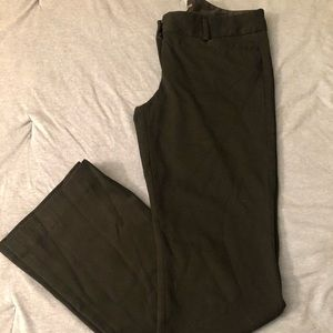 Express full length black pants